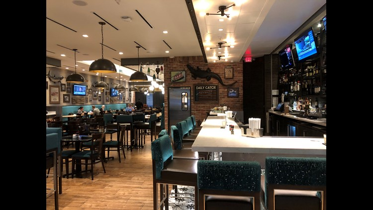 Eat at Landry's in Houston's Terminal C for free (Photo by Summer Hull/The Points Guy)