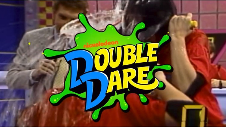 90's kids everywhere, rejoice! Double Dare is back.