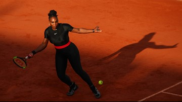 French Open won't let Serena Williams wear 'Black Panther'-inspired catsuit