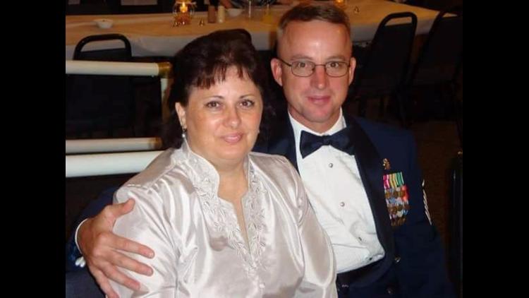 Robert and Shani Corrigan