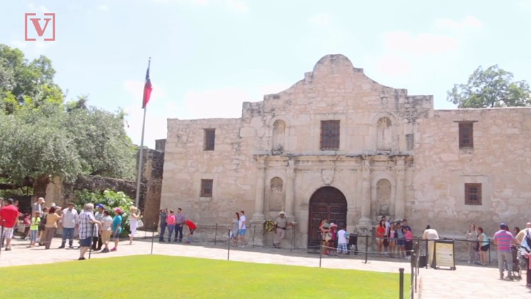 Human Remains Discovered at The Alamo