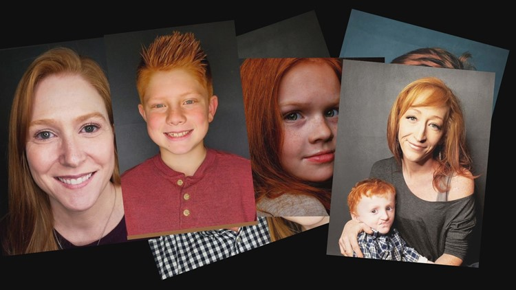 Redheads wanted for Knoxville photographer's project