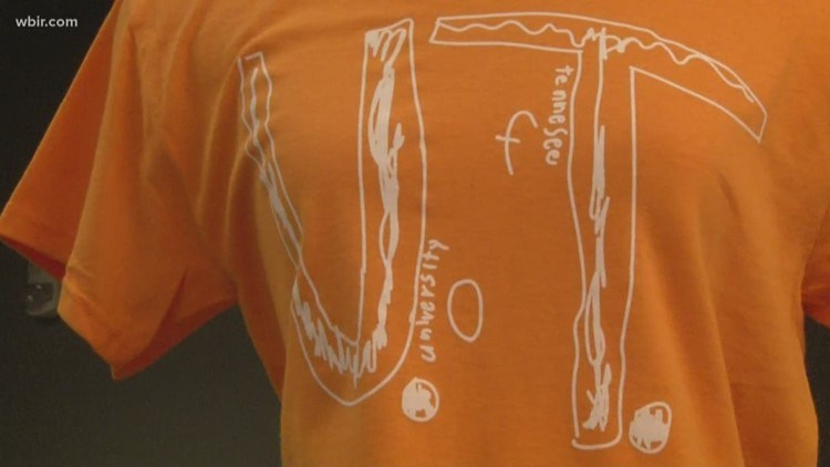 VERIFY: Is there more than one authorized version of the Florida boy's UT t-shirt being sold?