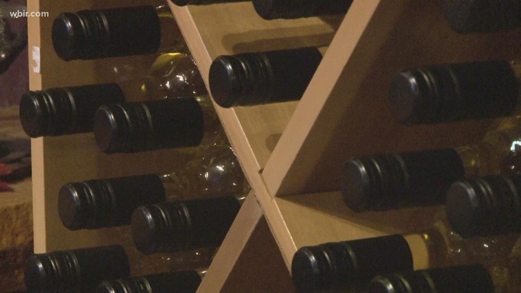 National shortage of glass bottles affecting wine supply
