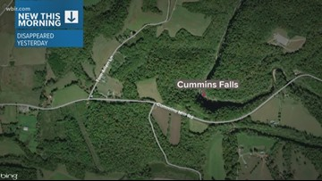 Tennessee park officials identify 2-year-old who died after heavy flooding at Cummins Falls