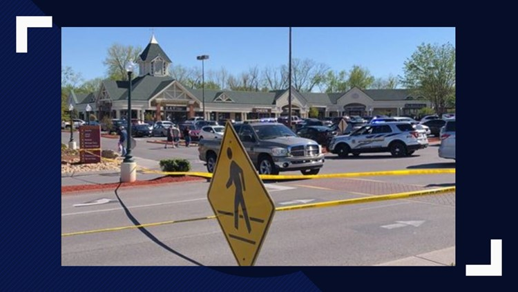 Shooting at Tanger in Sevierville