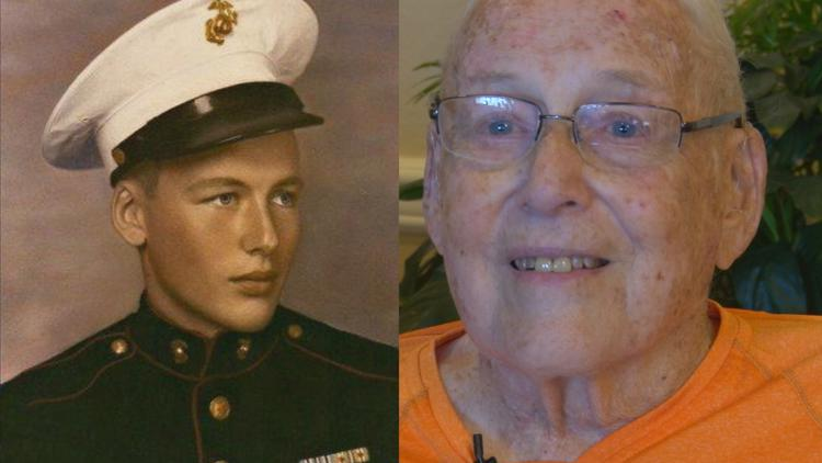 WWII veteran turns 100 years young