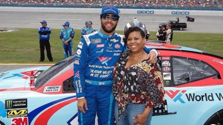 'That was a cowardly act and they fear you' | Bubba Wallace's mother opens up after noose found in garage