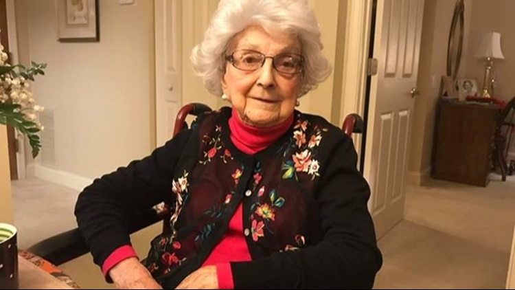'I'm just livin'   Woman turning 109 years old says she still enjoys a glass of wine on Fridays