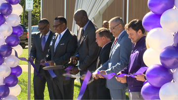 'This is just the beginning' | Michael Jordan funds new clinic to serve underprivileged