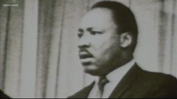 Substitute teacher tells students Martin Luther King killed himself