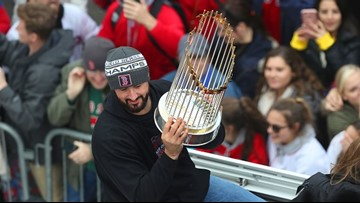 Boston throws a party for World Series-winning Red Sox