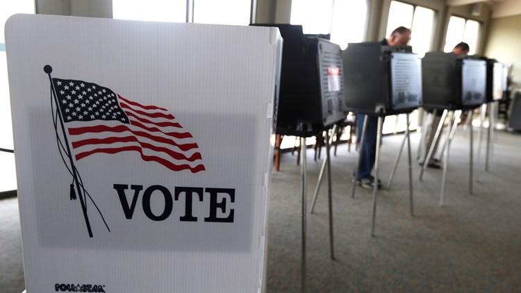 Six of seven Texas Democrats running for U S  Senate meet in