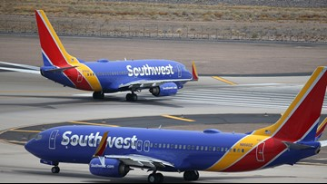 Southwest giving employees 6 weeks of extra pay