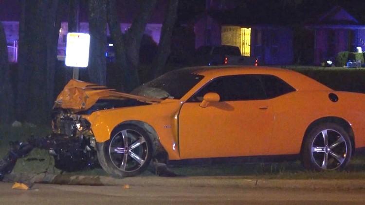 Deadly steet racing crash