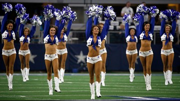 Cowboys settle cheerleader pay dispute, entire squad gets pay boost
