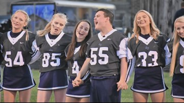 Tennessee Boy With Autism Becomes Star of Cheer Team, Inspires Others