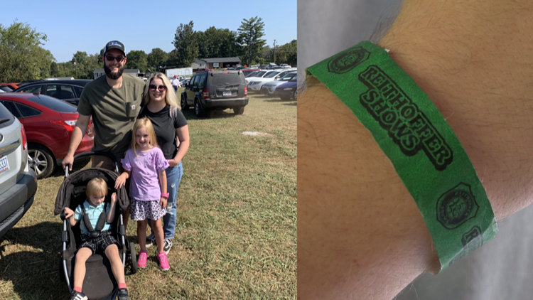 Mother of 3-Year-Old With Autism Says Wristband Policy at N.C. County Fair Ruined Family's Trip