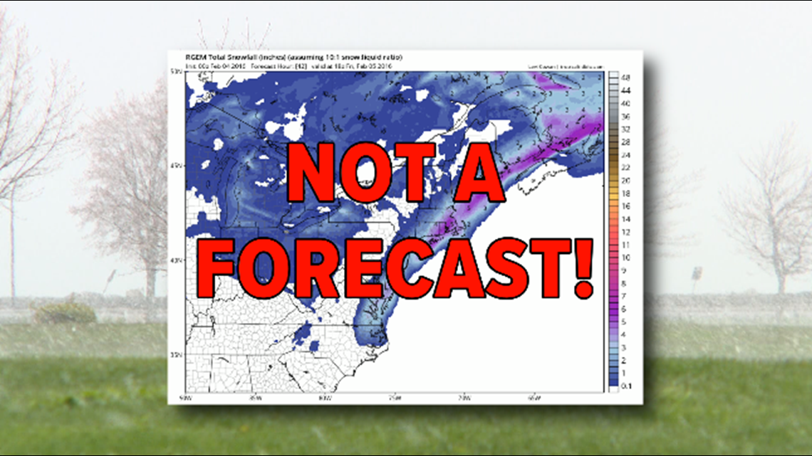 Heather S Weather Whys Spotting Fake Snow Forecasts 11alive Com