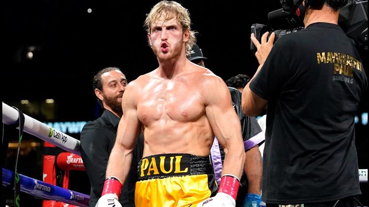 Social media reacts to Logan Paul vs. Floyd Mayweather fight