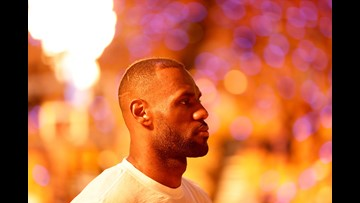 LeBron James moves up on Forbes' list of top paid athletes