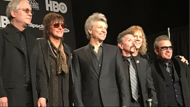 The Rock And Roll Hall Of Fame Inducts The Class of 2018