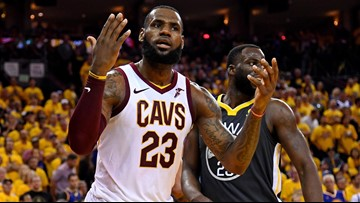 RECAP: Cleveland Cavaliers fall to Golden State Warriors, 122-103, in Game 2 of 2018 NBA Finals