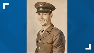 Remains of World War II pilot from Lorain coming home 75 years later