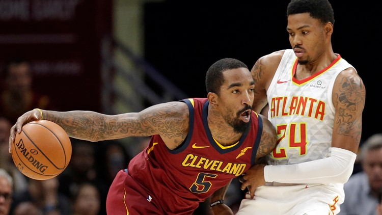 Report: Cleveland Cavaliers could trade No. 5 pick to Atlanta Hawks