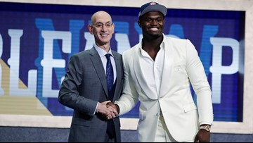 2019 NBA Draft results: Zion Williamson goes 1, trades aplenty in the first round