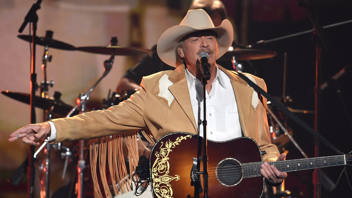 Country music icon Alan Jackson hosting benefit concert for Coweta County tornado relief efforts
