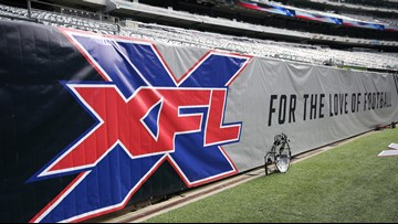 Reports: XFL suspends operations, fires all employees amid coronavirus pandemic