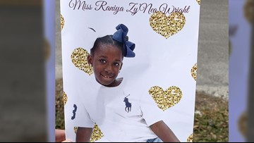 Documents released in death of 10-year-old student Raniya Wright