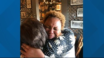 'I'm thankful, I'm humbled': Dublin Cracker Barrel waitress describes the moment she got a $1,100 tip