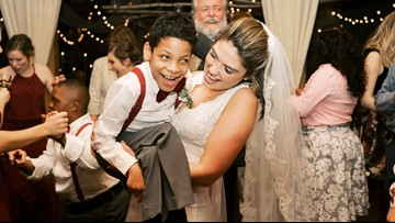 'They're just my boys': Baldwin County special education teacher includes students in wedding