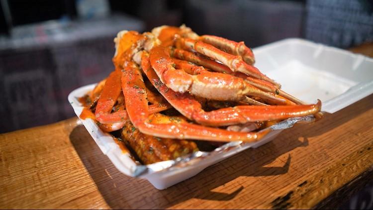 Louvenia's seafood