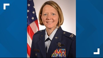JSTARS to get first female wing commander in Georgia history
