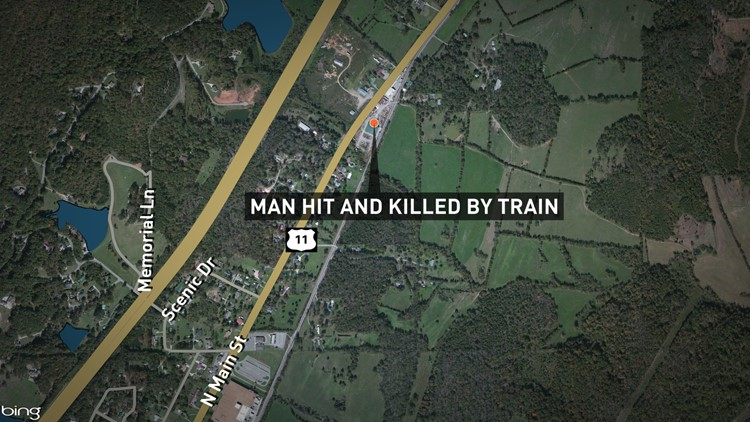 Man Hit Killed By Train In Nw Georgia 11alive Com