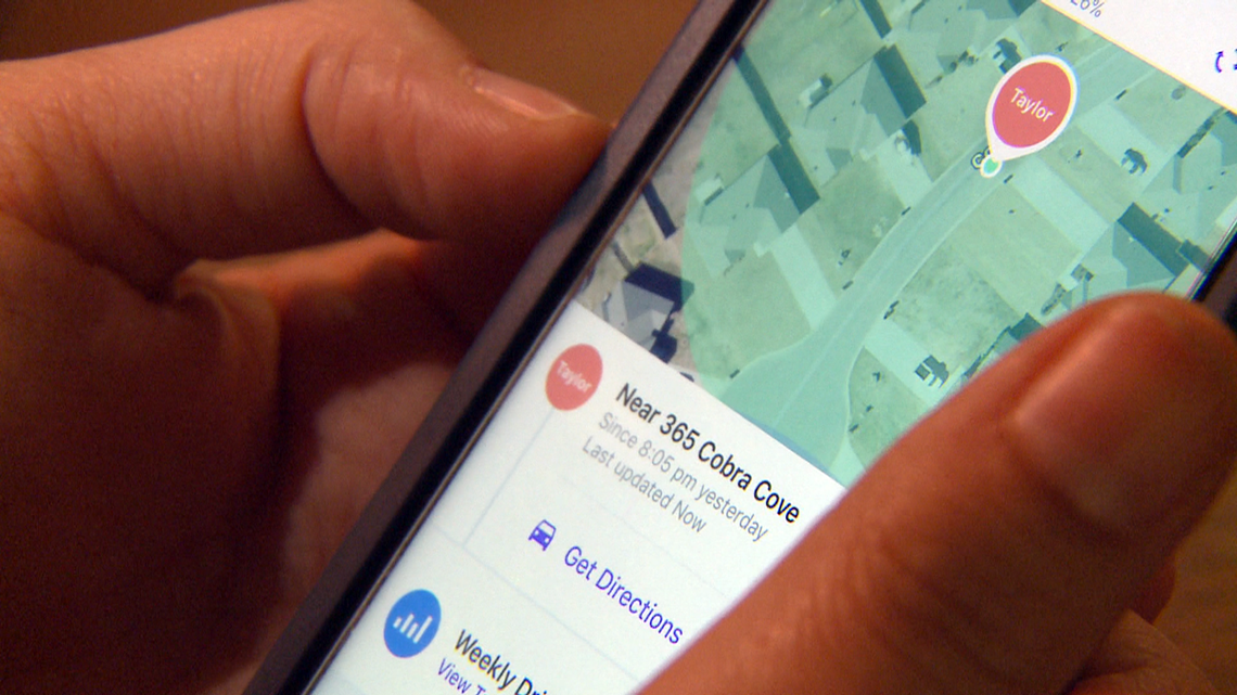 Parent Plight: Is it right to track your kids? | 11alive com