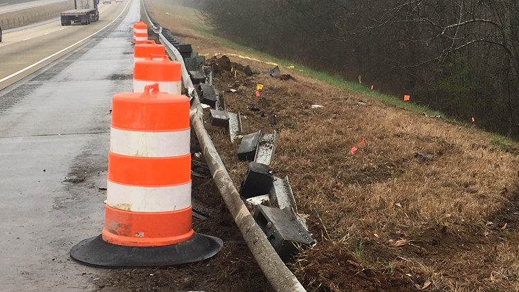 Bleckley County accident site