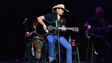 Jason Aldean donates $200K for COVID-19 relief to Navicent Health