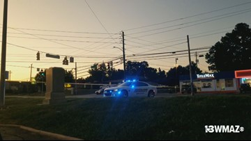 Macon man dies after motorcycle accident