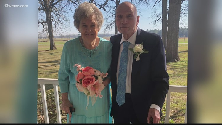 'I'm the most-blessed man in the world': 90-year-olds find love in nursing home during pandemic