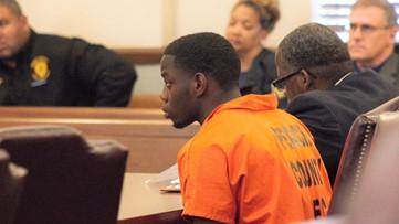 Anitra Gunn's boyfriend appears in court, bond set at $10K