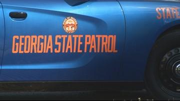 Georgia State Patrol blames trooper for wreck that injured two people