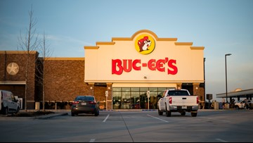 Inside Buc-ee's: We toured the massive convenience store in Alabama