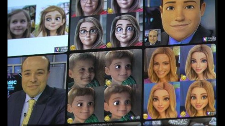 The latest internet craze: Voilà AI Artist turns people into cartoons, but is the AI-based app safe?