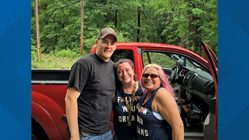 Indiana sheriff's deputy saves the (wedding) day for bride-to-be