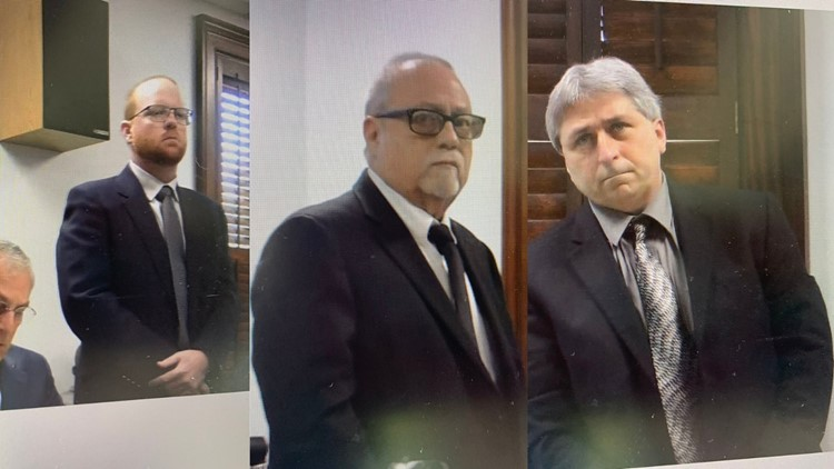 Day 4 of Trial   Potential jurors asked their opinions of Ahmaud Arbery's accused killers