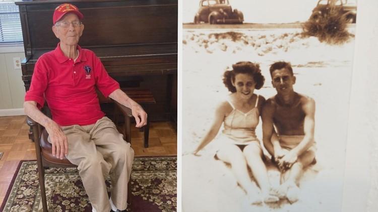 WWII veteran celebrates 100th birthday
